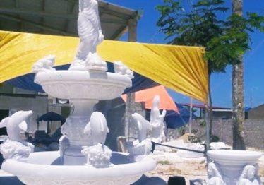 Đài phun nước bằng đá 21