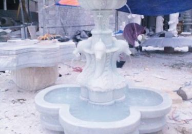 Đài phun nước bằng đá 25