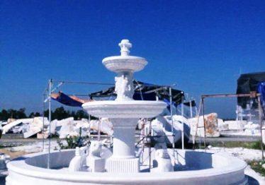 Tổng hợp 41 Mẫu Đài phun nước đá của Đá mỹ nghệ Quang Trung