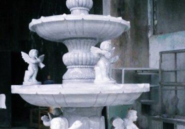 Đài phun nước bằng đá 41