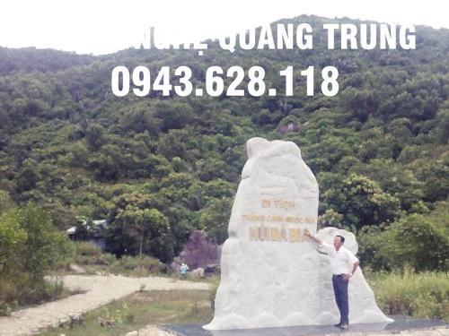 Mau Bia da tu nhien dep 10 Lăng mộ đá, Mộ đá Ninh Bình