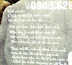 Bia đá khối 3