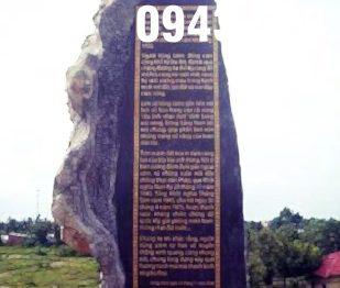 Bia đá khối 7