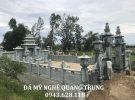 Khu Lăng Mộ Đá Xanh rêu Cao cấp Nhà Bác Hiền tại Nghĩa Trang Xã Hưng Nguyên Tp Vinh – Nghệ An