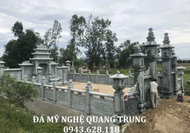 Hành trình 50 năm thành lập cơ sở chế tác Lăng mộ đá, Mộ đá của Đá mỹ nghệ Quang Trung