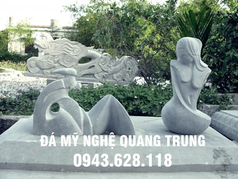 Tuong phat da dep 103 Lăng mộ đá, Mộ đá Ninh Bình