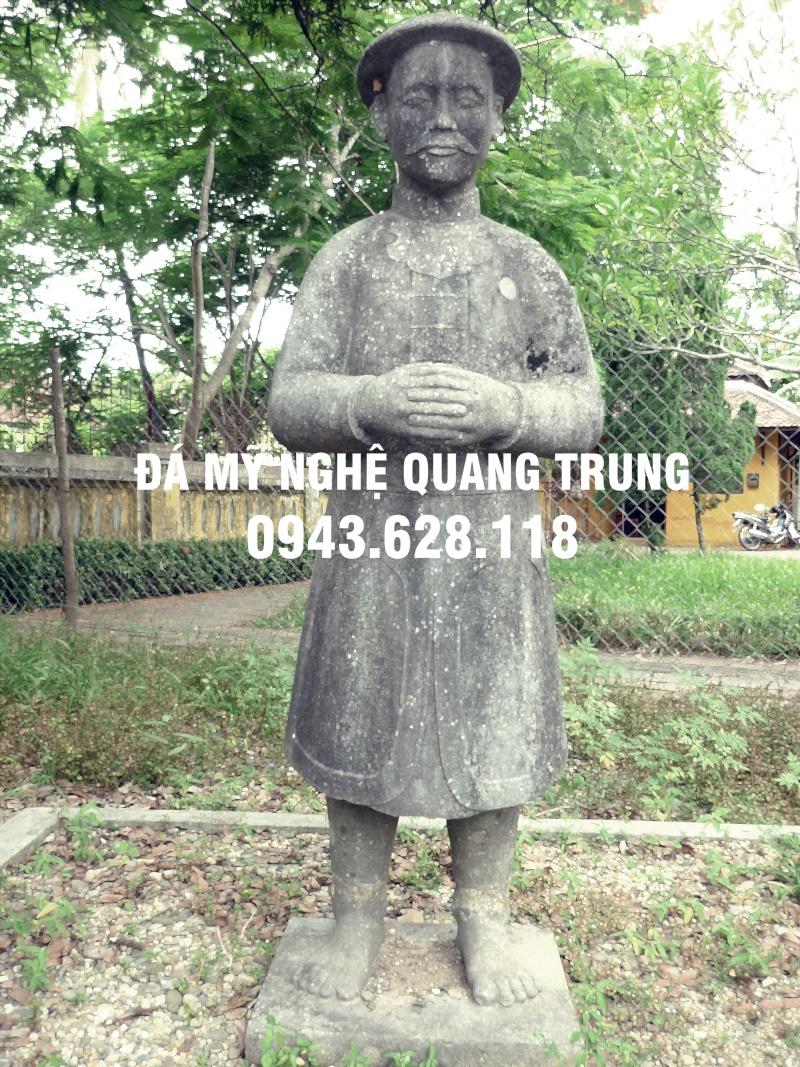 Tuong phat da dep 130 Lăng mộ đá, Mộ đá Ninh Bình