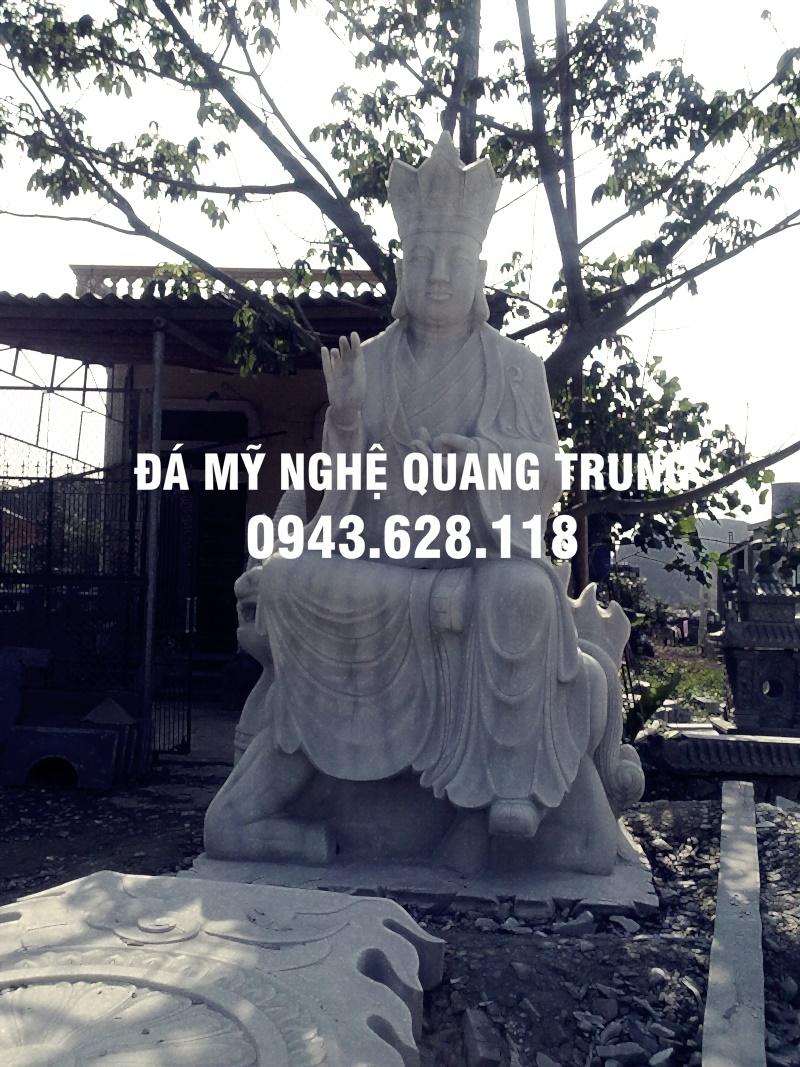 Tuong phat da dep 2 Lăng mộ đá, Mộ đá Ninh Bình