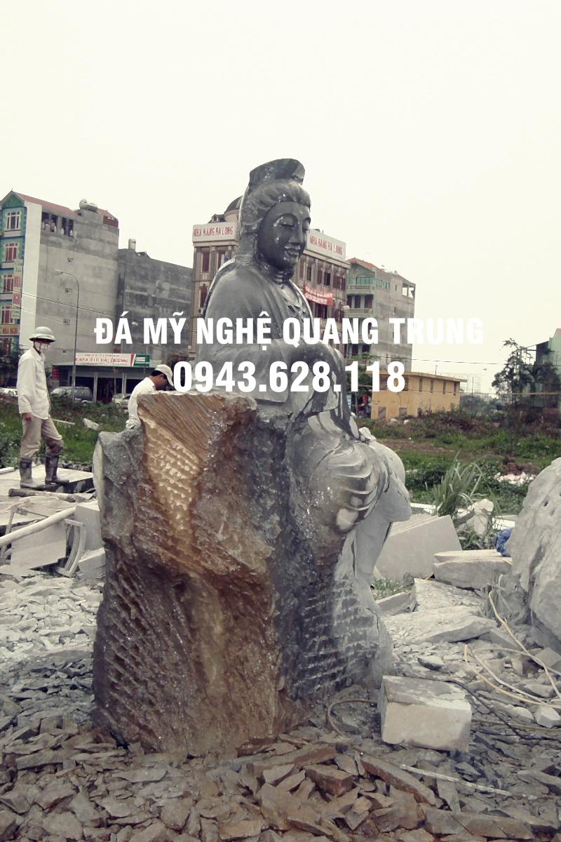 Tuong phat da dep 21 1 Lăng mộ đá, Mộ đá Ninh Bình