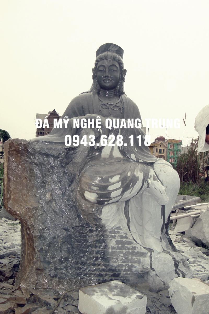 Tuong phat da dep 22 1 Lăng mộ đá, Mộ đá Ninh Bình
