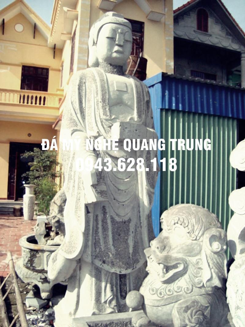 Tuong phat da dep 24 1 Lăng mộ đá, Mộ đá Ninh Bình