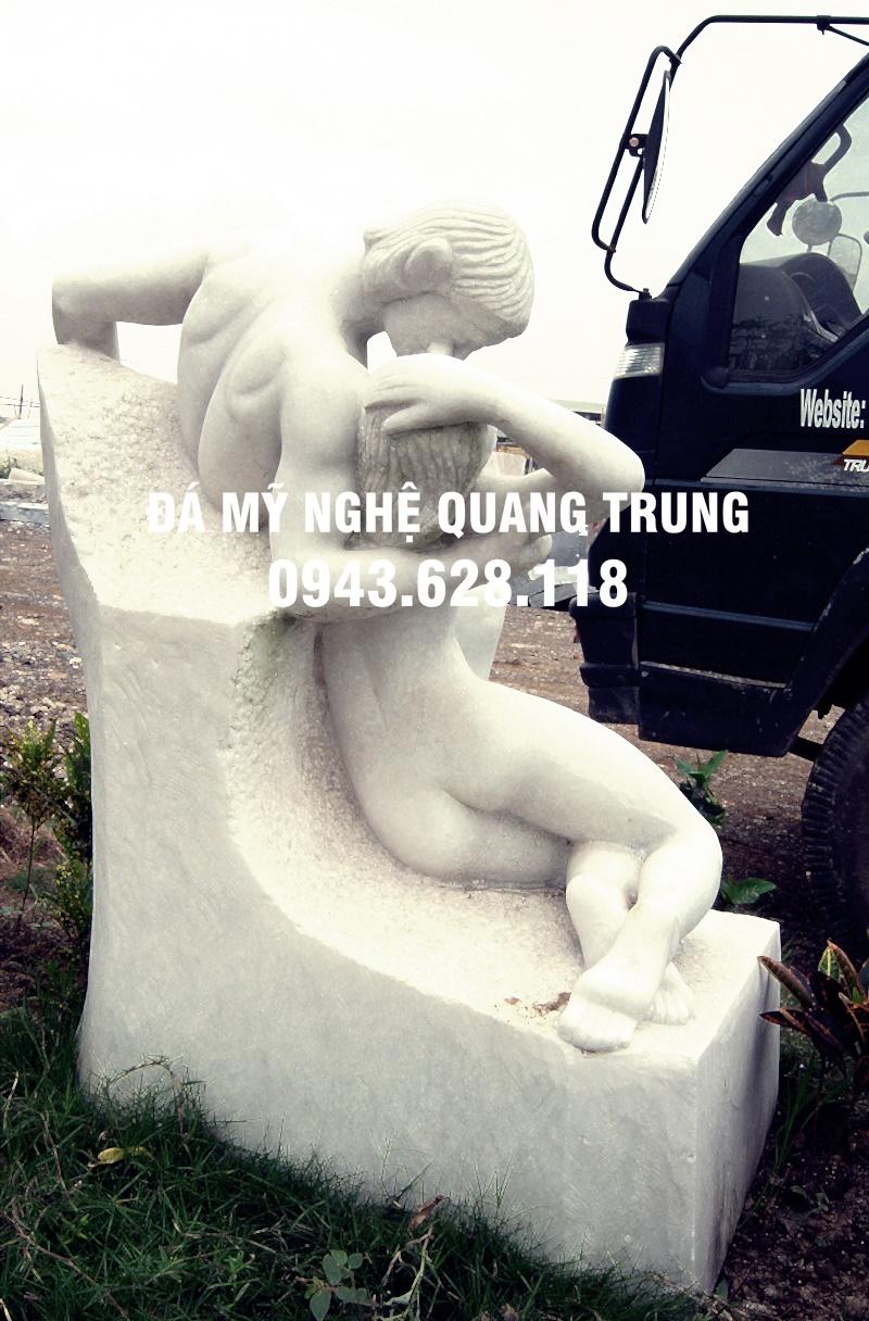Tuong phat da dep 36 Lăng mộ đá, Mộ đá Ninh Bình