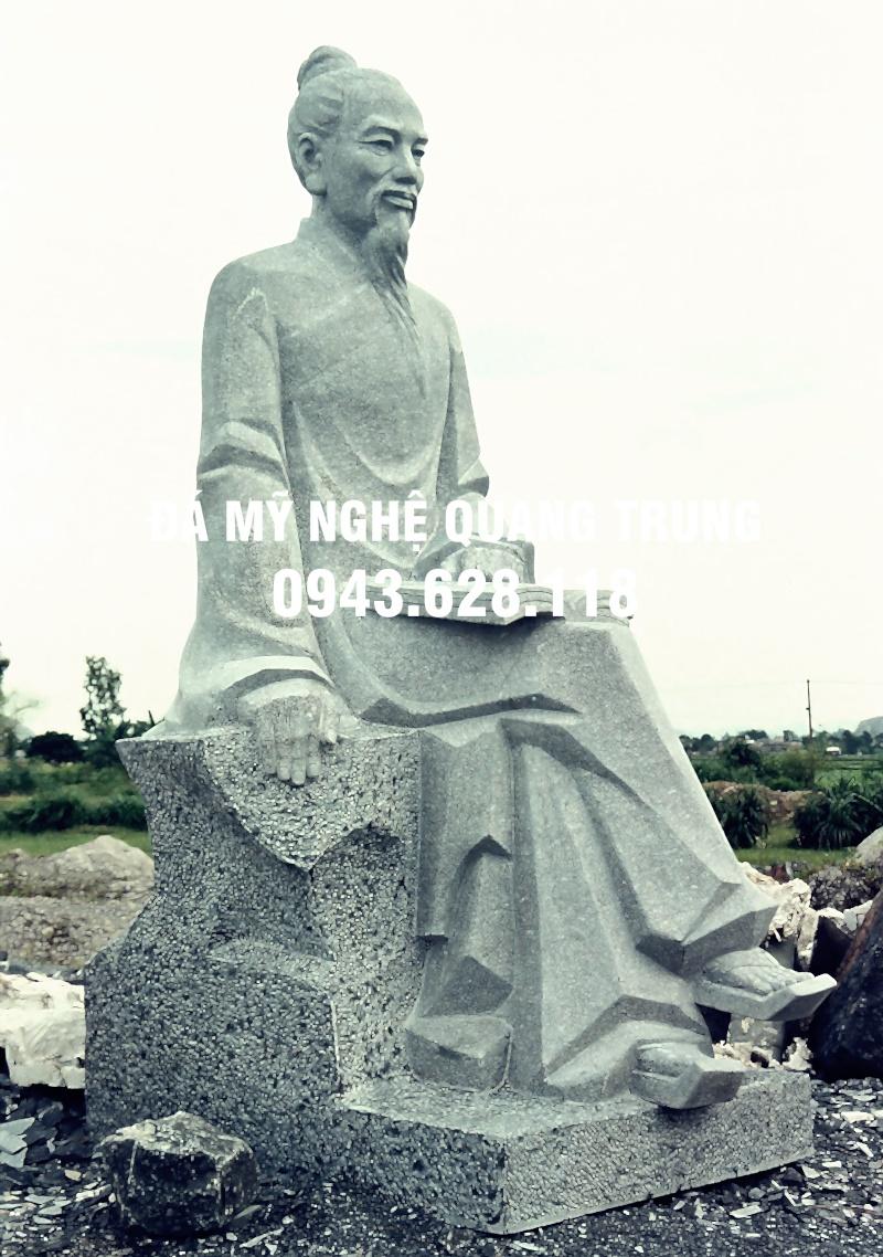 Tuong phat da dep 62 Lăng mộ đá, Mộ đá Ninh Bình