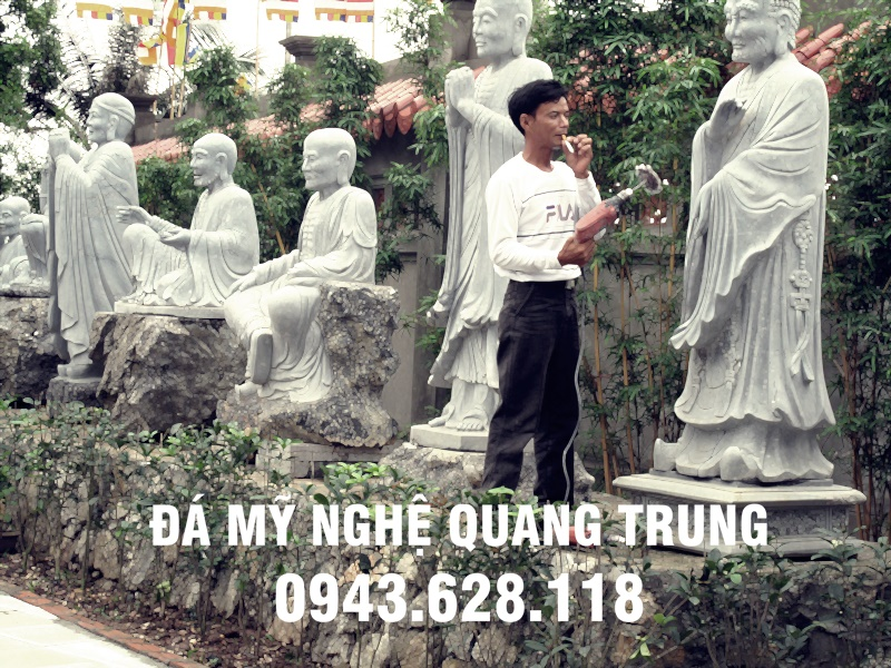 Tuong phat da dep 81 Lăng mộ đá, Mộ đá Ninh Bình