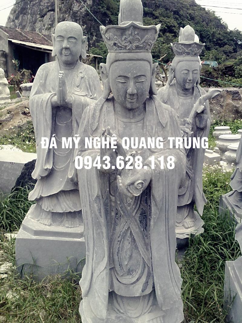 Tuong phat da dep 9 Lăng mộ đá, Mộ đá Ninh Bình
