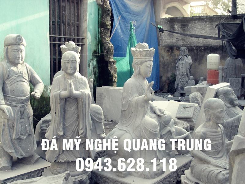 Tuong phat da dep 99 Lăng mộ đá, Mộ đá Ninh Bình