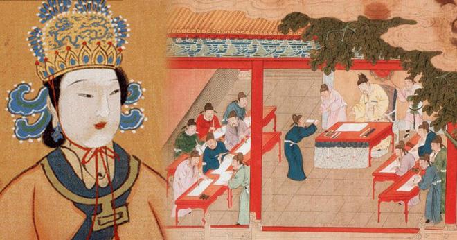 Võ Tắc Thiên được đánh giá là vị hoàng đế có tài trị quốc.