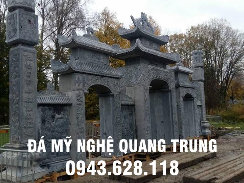 Cot da Cot tru da dep 1 Lăng mộ đá, Mộ đá Ninh Bình