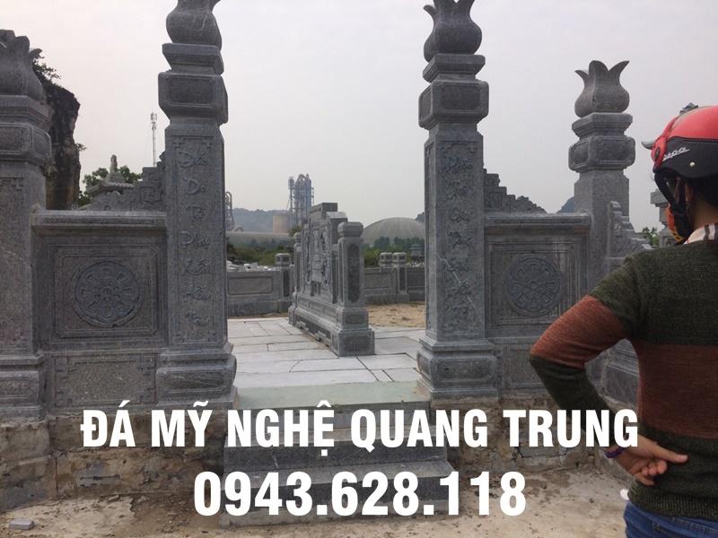 Cot da Cot tru da dep 5 Lăng mộ đá, Mộ đá Ninh Bình