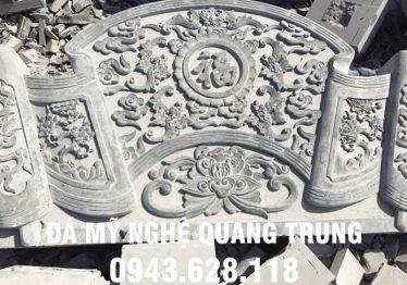 Cuốn thư đá nhà thờ đẹp 23