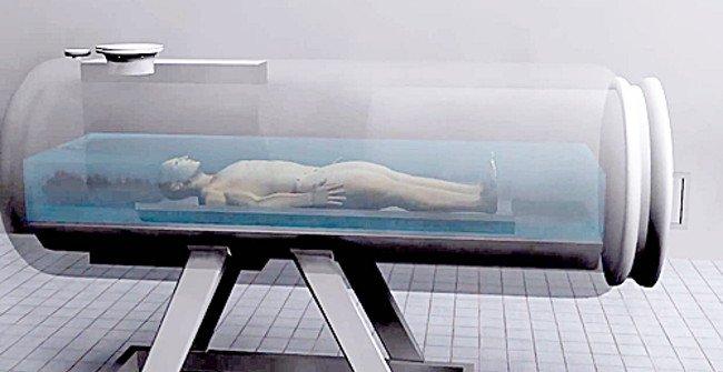 Công nghệ Thủy táng đang được áp dụng rộng rãi hiện nay