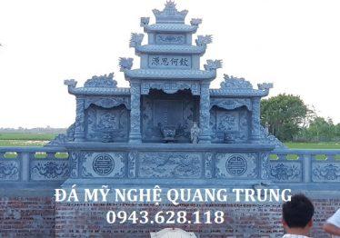 KHU LĂNG MỘ nhà bác LUÂN huyện XUÂN TRƯỜNG – tỉnh NAM ĐỊNH.