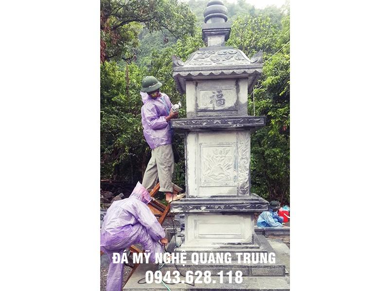 Bao Thap Da Chua Xuan Vu do Da my nghe Quang Trung