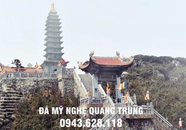 Mộ Bảo tháp Đá đẹp #1