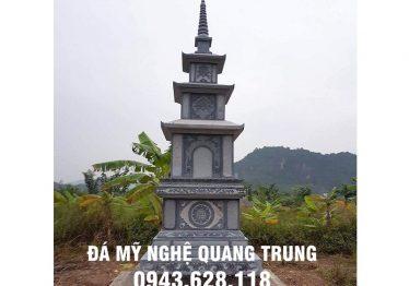 Mộ Bảo tháp Đá đẹp #8
