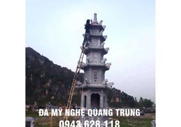 Mộ Bảo tháp Đá đẹp #12