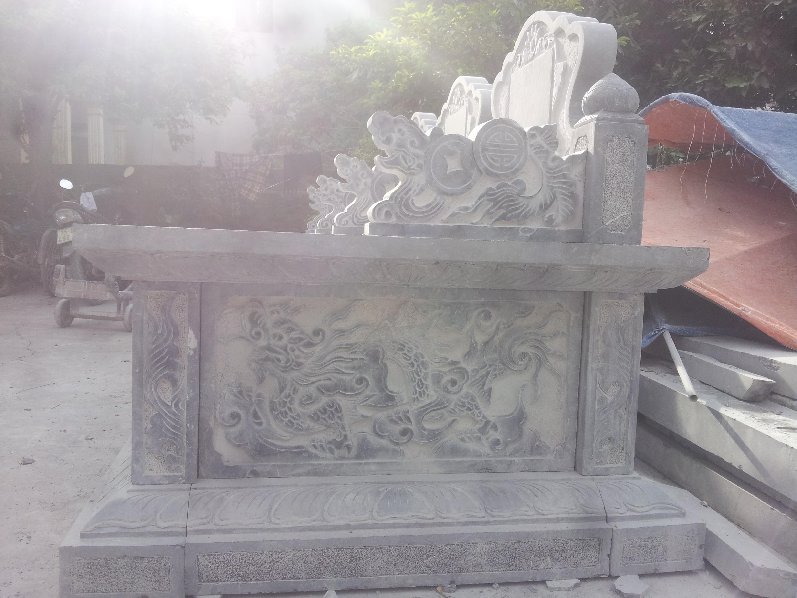 Mau Mo da ba nguoi nguyen khoi 3 Lăng mộ đá, Mộ đá Ninh Bình
