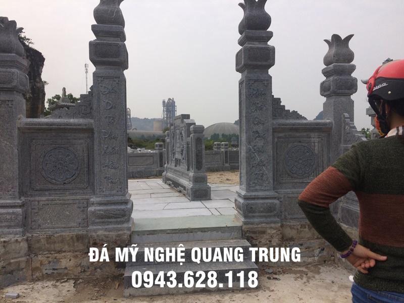 Tong hop Mau Cong da Khu lang mo dep