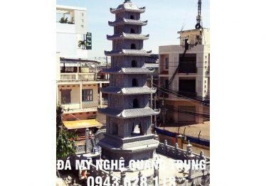 Mộ Bảo tháp Đá đẹp #6