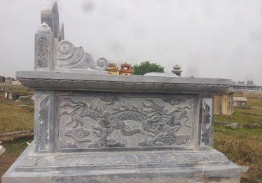 Mộ đá đôi Quang Trung có giá thành hợp lý