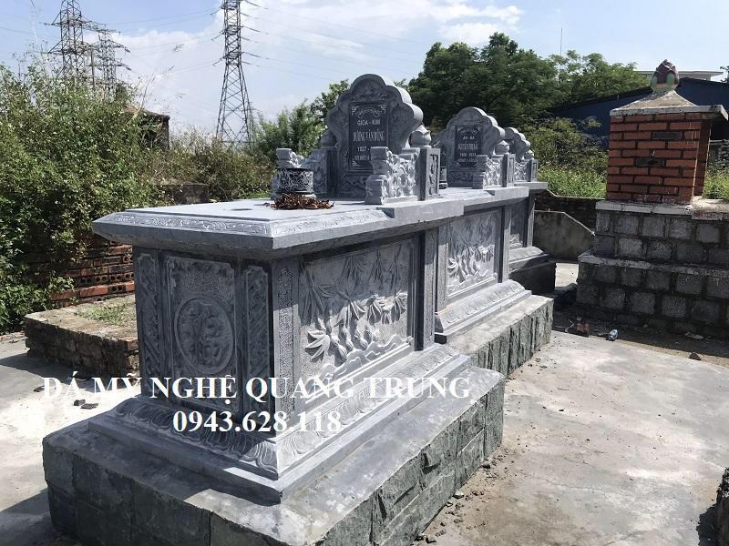 Mau mo da don Quang Trung Lăng mộ đá, Mộ đá Ninh Bình