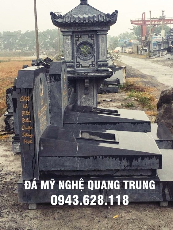 Mau mo da hien dai bang da xanh nguyen khoi - Mo da dep Quang Trung
