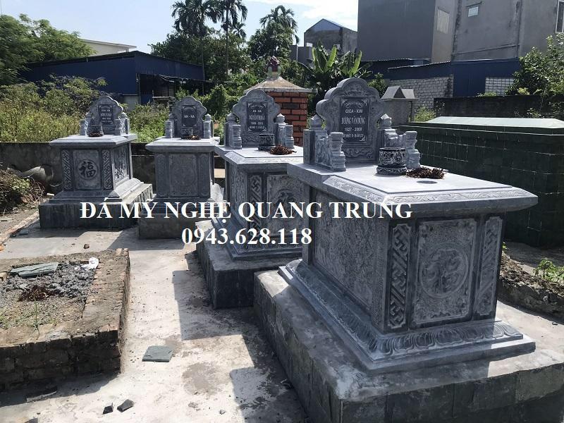 Mo da Ninh Binh Lăng mộ đá, Mộ đá Ninh Bình
