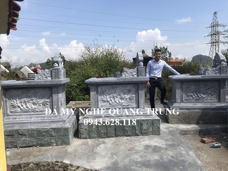 Mo da banh Hai Phong Lăng mộ đá, Mộ đá Ninh Bình