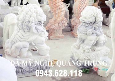 Mẫu Nghê đá ĐẸP Quang Trung