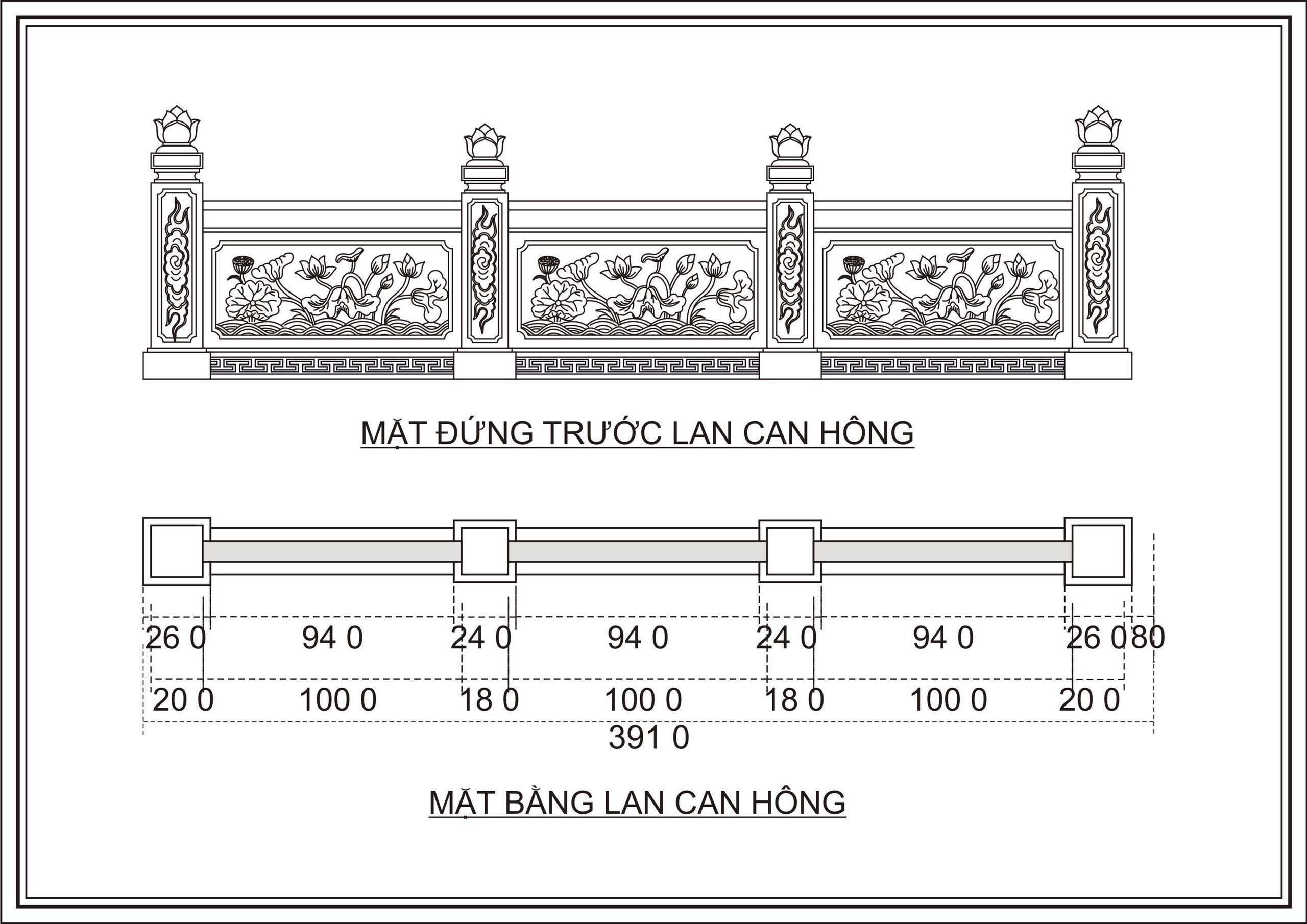 Thiet ke mat bang Lan can da cua khu lang mo