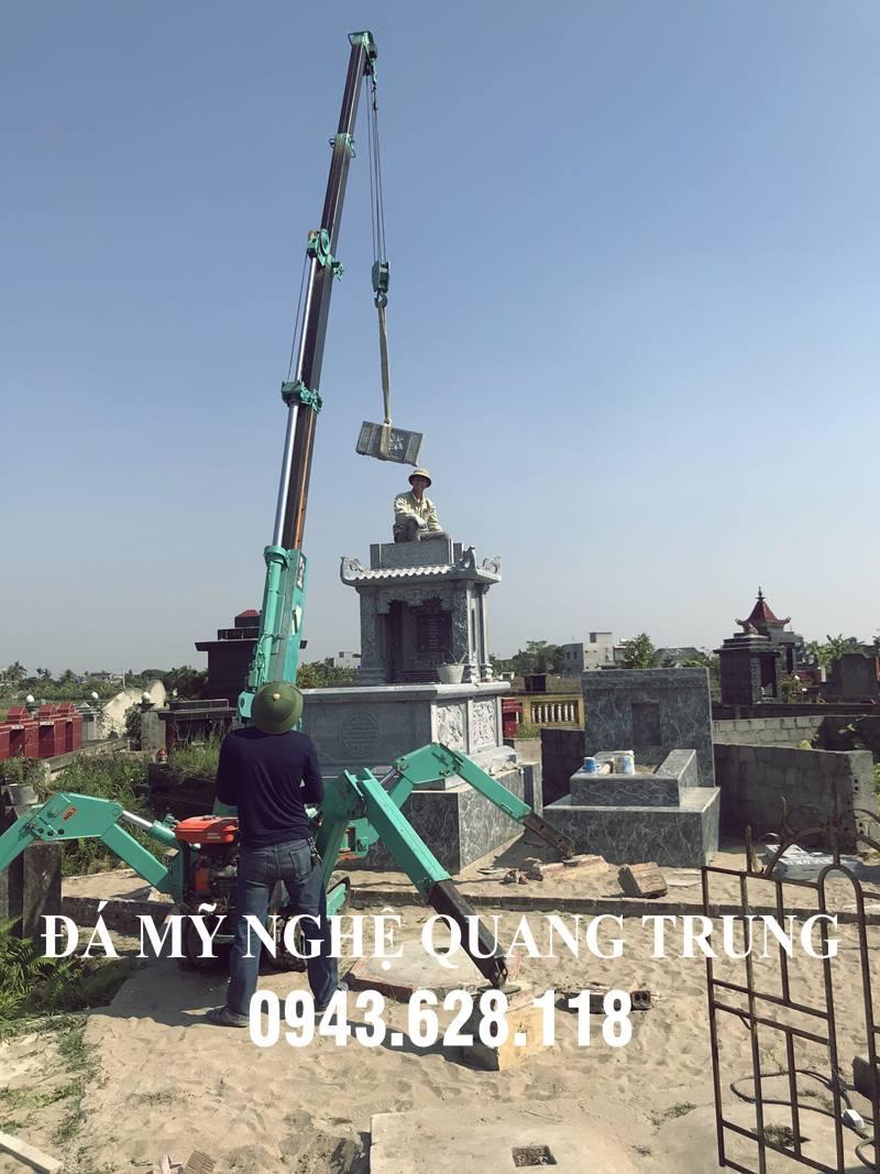 Lam mo da tai Ninh Binh