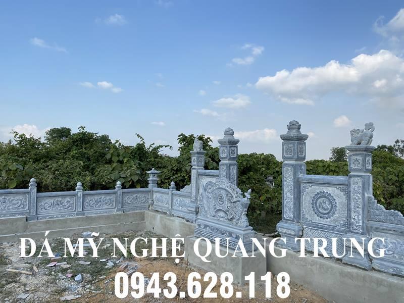 Hinh anh Cuon thu da va Cong vao khu lang mo