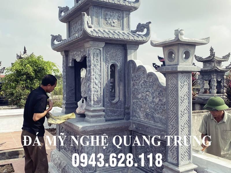 Lang mo da Nguyen Duy xanh khoi Hoan Hao