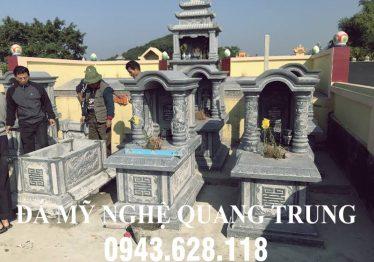 Khu Lăng mộ đá một mái vòm Dòng tộc họ Trần tại Bắc Ninh