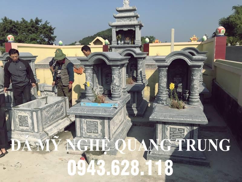 Lăng mộ đá họ Trần (Trần Tộc) tại Bắc Ninh