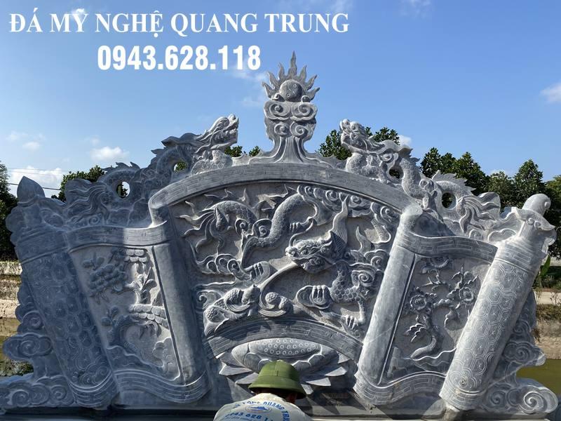Mau Cuon thu da Rong Chau Nguyet cua Da my nghe Quang Trung