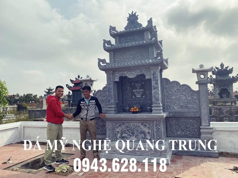 Mau Lang tho da Nguyen Duy Dep