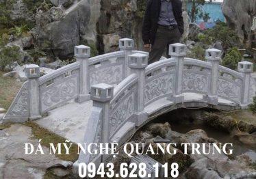 Cầu đá ĐẸP Quang Trung