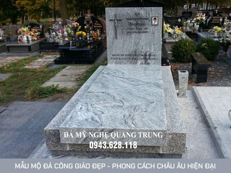 Mo da Cong giao Phong cach Chau Au Hien dai
