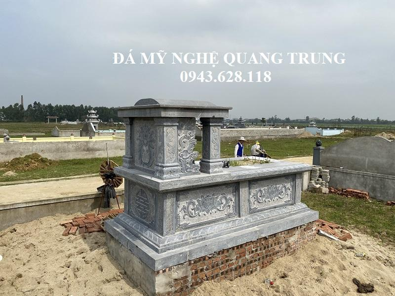 Mo da cao cap cua nghe nhan tre Quang Trung